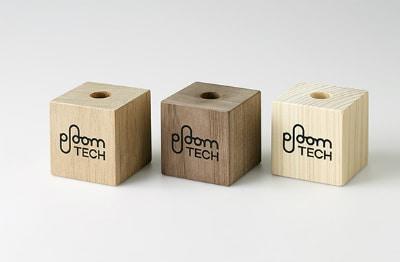PloomTECH専用のウッドスタンド