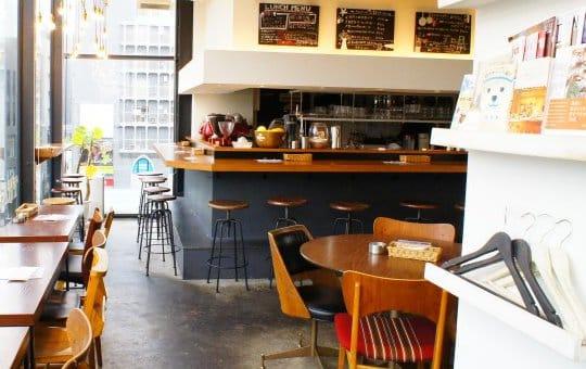 CORDUROY cafe KITTE博多店