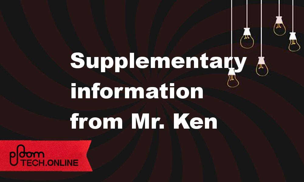 キャナルシティのプルームテック専門店レポートの補足情報By KEN