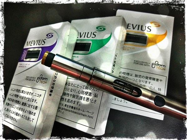 Eleaf iCARE140でたばこカプセル