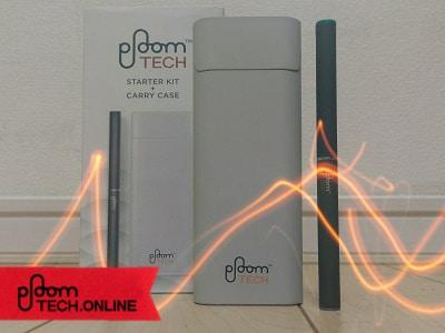 プルームテック(PloomTECH)パッケージ&本体