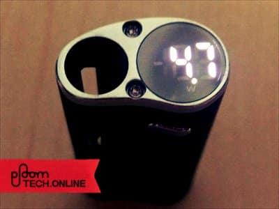 Dfasmo/ディファスモの電源ボタンを押している秒数