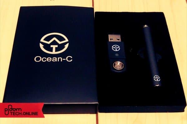 互換バッテリーOcean-C