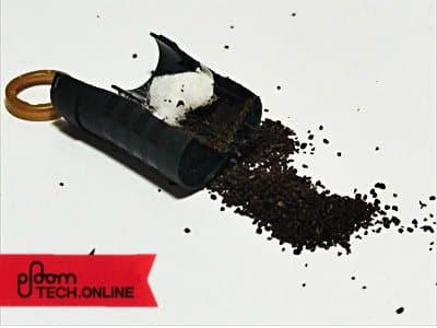 プルームテック:たばこカプセル