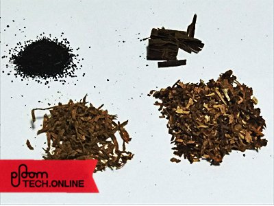たばこ葉の量の比較