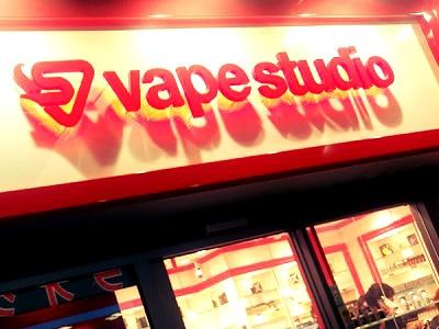 vape studio上野店