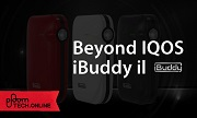 アイコスの上位互換機種「iBuddy(アイバディ)」が遂に本家を抜いてしまった!チェーンスモーカー必見レビュー