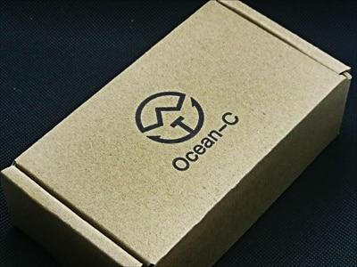 Ocean-C N1の外箱