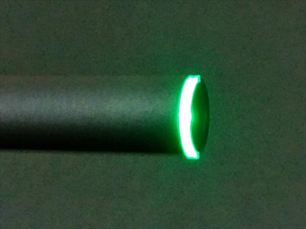 MOUD:LEDの光り方