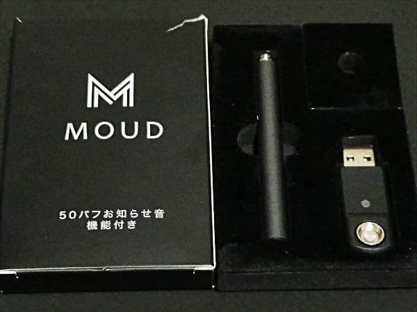 MOUD:パッケージと中身