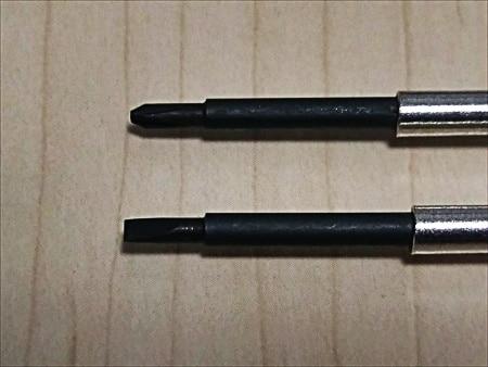 Phillips(Flathead) screwdriver / プラス(マイナス)ドライバー