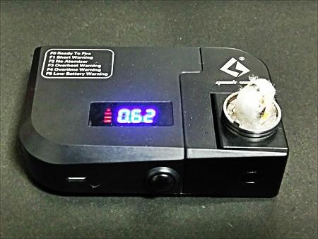 Tab Proで抵抗値を計測