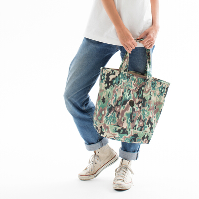 IQOS CAMO TOTE BAGその2