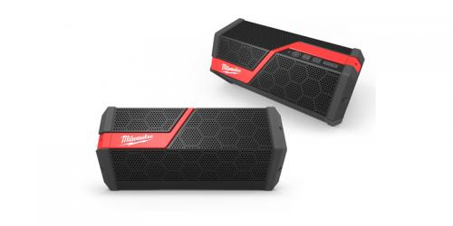 MILWAUKEE M18/M12 WIRELESS JOBSITE SPEAKER