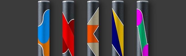 プルームテックの限定デザイン・バッテリー