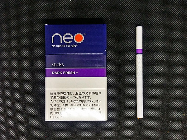neo™ DARK FRESH+ sticks