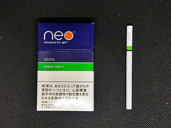 neo™ FRESH MIX+ sticks