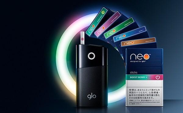 専用たばこ「neo」にブースト・シリーズが2つ投入!