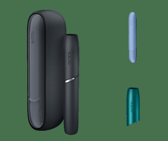 IQOS 3 + キャップ + ドアカバーセット