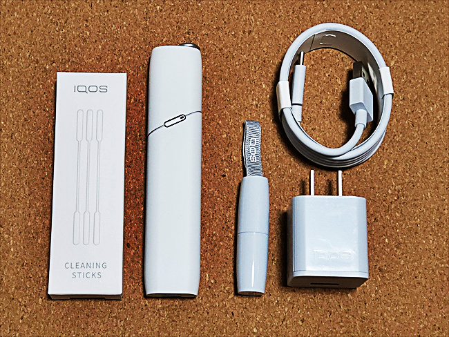 アイコス マルチ 充電 器