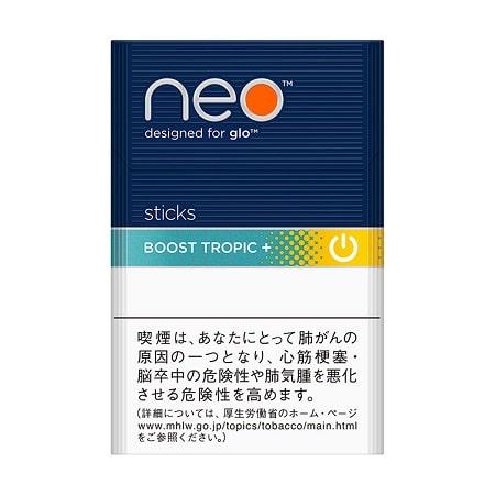neo BOOST TROPIC+ sticks / ネオ・ブースト・トロピカル・プラス・スティック