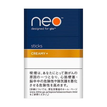 neo CREAMY+ sticks / ネオ・クリーミー・プラス・スティック