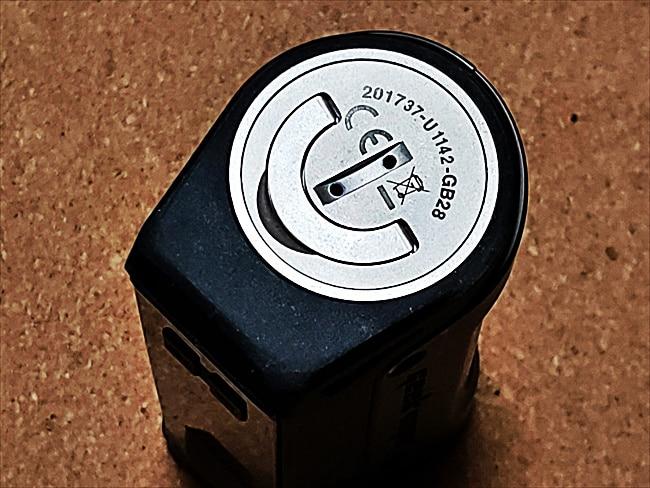 バッテリーその1