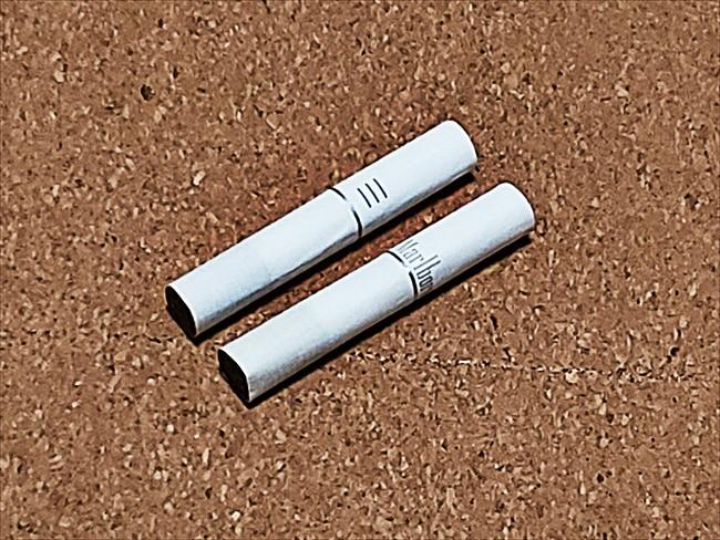 たばこ1本