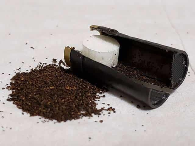 既存製品のたばこカプセル