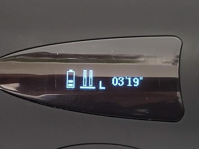 モード切り替え:加熱中にボタンを3秒間長押しすると液晶の文字が「H ⇔ L」に変わります。
