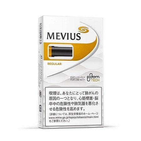 メビウス・レギュラー・フォー・プルーム・テック
