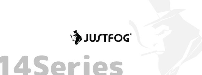 濃厚な味わいで評判のJUSTFOG 14シリーズ