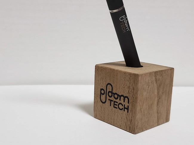 Ploom TECH ウッドスタンド