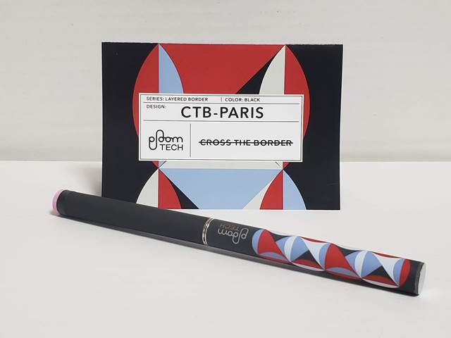 CTB-PARIS(パリ・モデル)本体