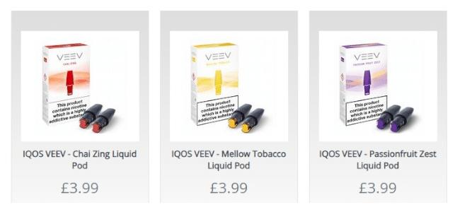 電子タバコは安い、たばこは高いのが海外