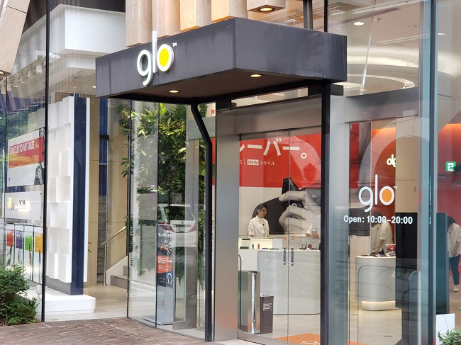 glo Store 青山店