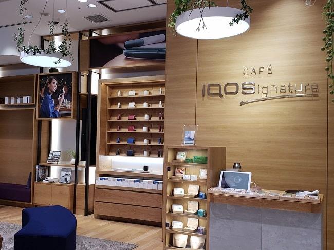 IQOS STORE 銀座店