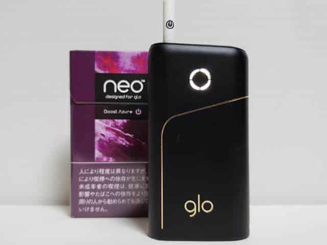 neo boost Azure / ネオ・ブースト・アジュール・プラス・スティック吸ってみた