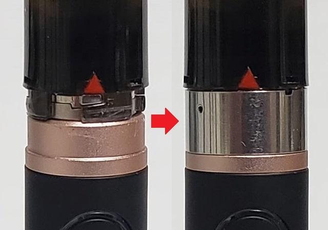 使い方その2:プラス・バッテリーに接続