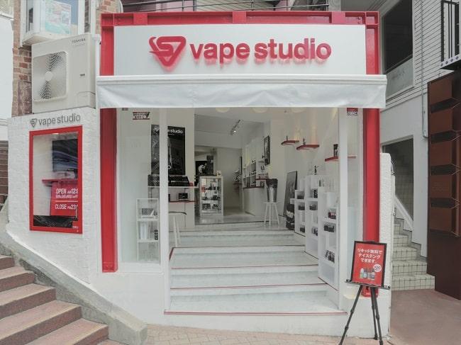 VAPE STUDIO 渋谷スペイン坂店