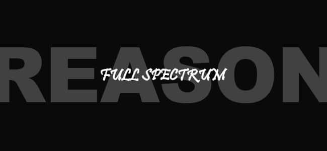 フルスペクトラムが注目される理由