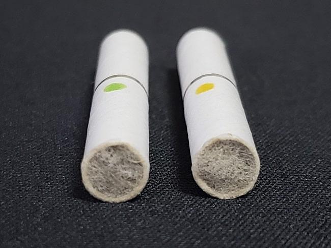 ニコノンのたばこ葉部分
