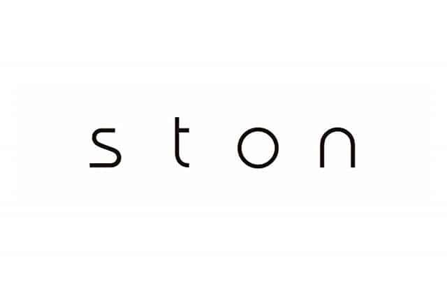 stonのロゴ