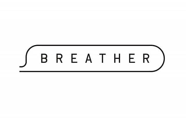 BREATHER株式会社のロゴ