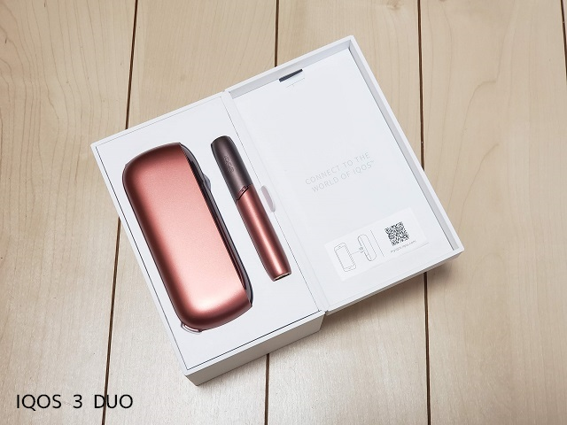 IQOS 3 DUO / アイコス3デュオ