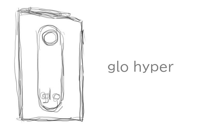 グローハイパーの現行デザイン