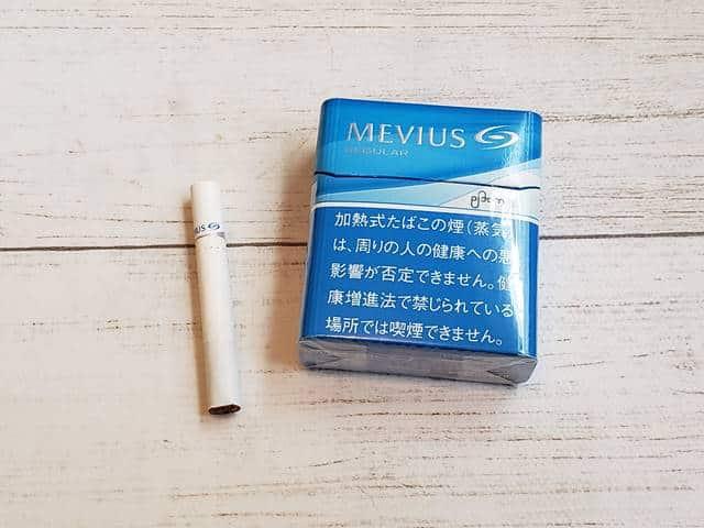 メビウス・レギュラー・プルームエス用
