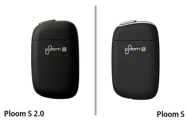 Ploom S 2.0 BLACK比較