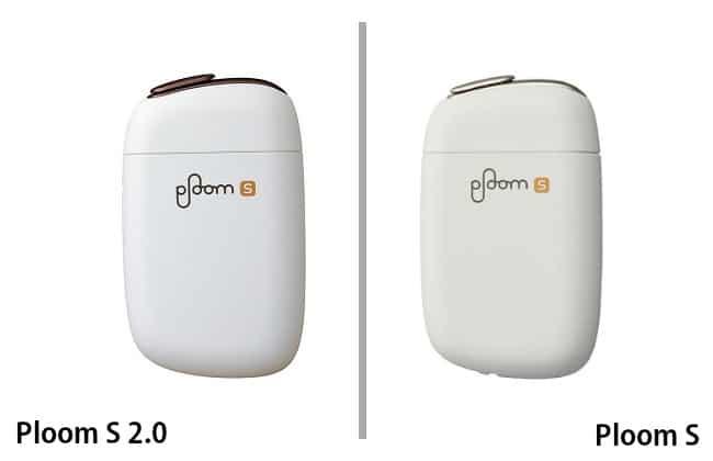 Ploom S 2.0 WHITE比較
