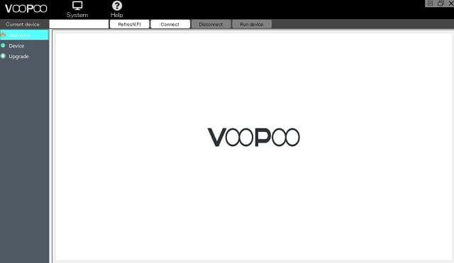 STEP04:VOOPOOの設定ソフト